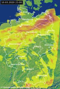Wetter Steinfeld