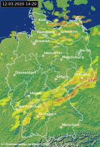 Mülheim An Der Ruhr Wetter