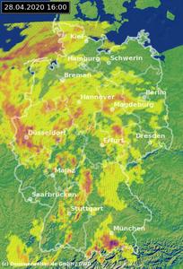 Wetter Jena 14