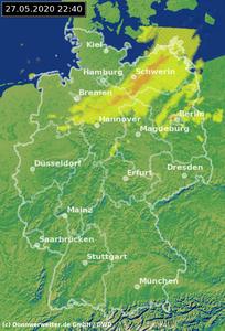 Donnerwetter Kiel