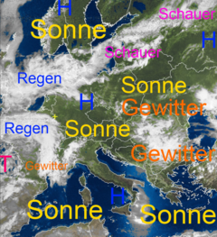Wetter Rust 14 Tage