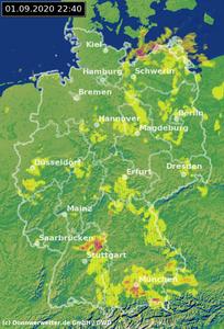 Wetter Varel
