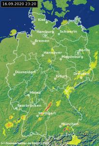 Biowetter Bayern
