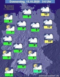 Wetter Erlangen 14