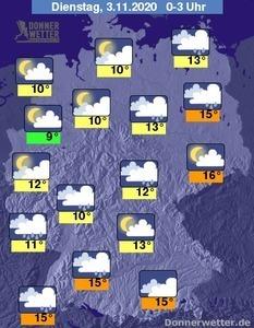 Wetter Aachen 3 Tage