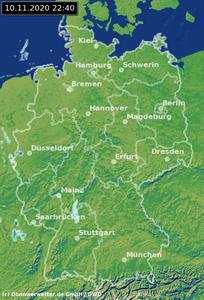 Wetter Wangerland