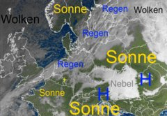 Wetter Bad Neustadt A.D. Saale Aktuell