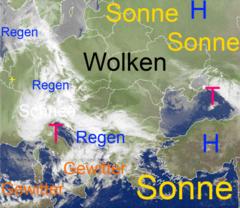 Wetter Freiburg 16 Tage