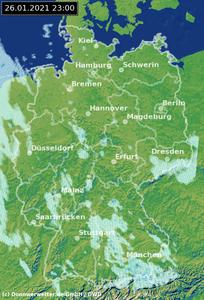 Pollenflug Schwerin