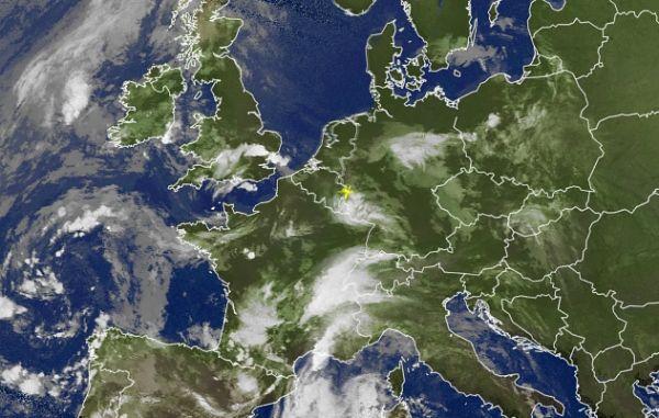 Wetter Satellitenbilder