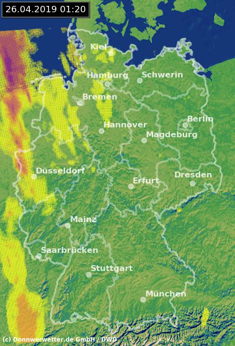Wetter Rödersheim