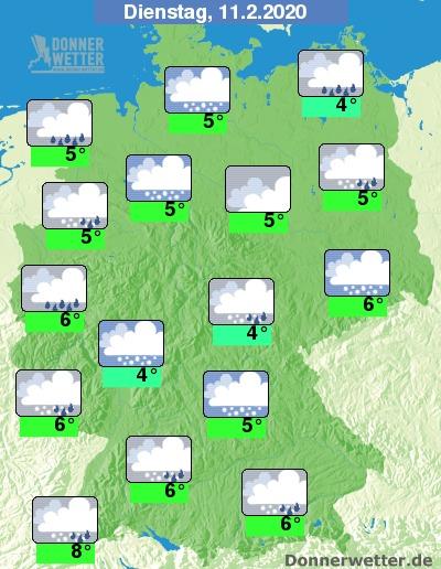 Wetter Berzdorf